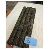 1941 Ltd Ed Club 4 vol. Count of Monte Cristo