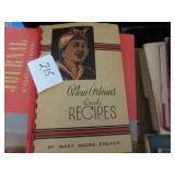 1932 New Orleans Creole Recipes, 1960 Ladies