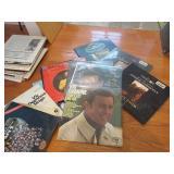 LP: Vic Damone, Gershwin, Billy Eckstine, That
