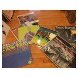 LP: Pete Jolly, Kenny Burrell, Art Tatum, etc