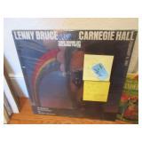 LP: Lenny Bruce Carnegie Hall (sealed)