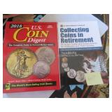 2018 US Coin Digest, Collecting Coins in Retire-