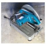 "Makita Chop Saw w/14"" Wheel"