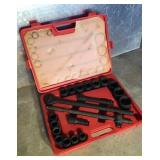 Chrome Vanadium Large Socket Set
