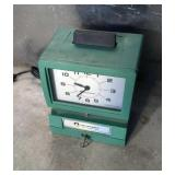 Shop Punch Time Clock