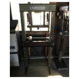Carolina Shop Press 30 Ton