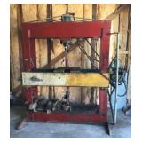 50 Ton Industrial Shop Press