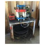 "Hydraulic Hose Press 2"" 4 Wire"