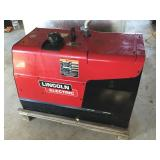 Lincoln Electric Gas Range GXT Welder with 541hrs