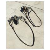"3"" Pipe Lifters w/Cables"