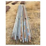 Quanity Of Galvanized Pipes