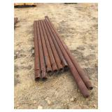 "Quanity of 4"" Drill Pipe"