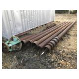 "8"" Well Pipe - 20"
