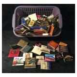 Lot of Collectible Matchbooks