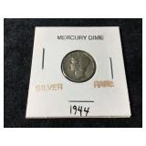 Mercury Dime 1944