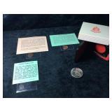 Lincoln Head Cent, Ancient Roman Coin, Canada