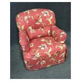 Thomasville Floral Upholsterd Recliner