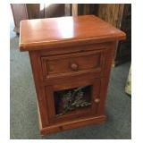 Single Decorative Cabinet with Drawer
