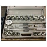 "21 Piece Socket Wrench Set 3/4"" Drive"