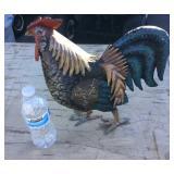Handmade Metal Rooster