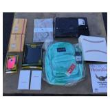 Lot of School Supplies, Journals & Gifts