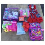 Lot of Kids Games and Gifts