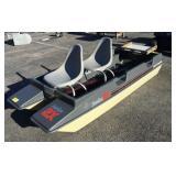 Bass Tracker Bantam 2X Pontoon Boat