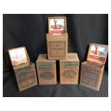 Lot of Cigar Boxes w/ Labels