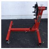 Big Red Folding Engine Stand