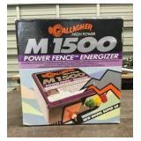 Power Fence Energizer