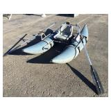 SNOHOMISH Inflatable Pontoon Boat