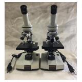 Wards Natural Science Microscopes