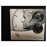 50th Anniversary Kennedy Half Dollar