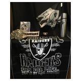 Oakland Raiders - Assorted Fan Items