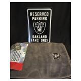Oakland Raiders - Official Floor Mats