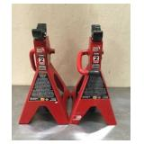 2 2 Ton Jack Stands