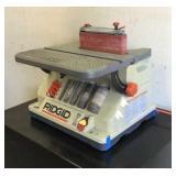 Ridgid Bench Sander w/ Oscillating/Edge Belt