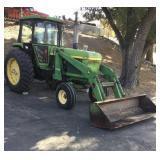 John Deere 4430 Tractor w/ Bucket