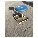 ACDELCO Rolling Shop Stool