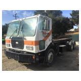 CCC Rolloff Truck - Cat Diesel