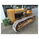 John Deere Diesel Crawler Tractor