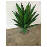 Large Green Agave