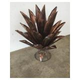 Large Brown Agave