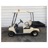 Club Car Electric Golf Cart w/ Charger