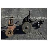 3 Grinding Wheels
