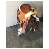 C.A. Koen Saddle 1588