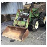 Oliver 1514 Diesel 4x4