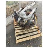 Ford 6.0 Diesel Motor