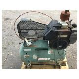 Champion Air Compressor-Gas Motor Minus Compressor