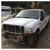 2004 Ford F-250 Parts Only Truck